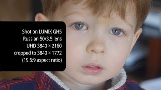 vuclip Example of How to Optimize iPhone X Video Design! ► Shot on GH5 w/ Vintage Russian Industar Lens