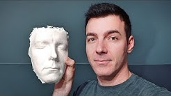 REALISTIC SILICONE FACE MASK - How To Make CFX Masks