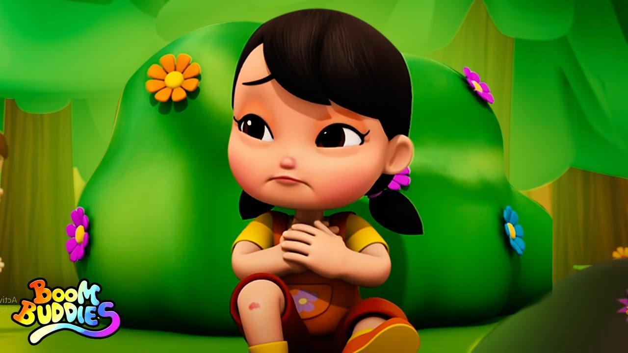 Bài hát Boo Boo | Video mầm non | Kids Tv Vietnam | Phim hoạt hình giáo dục | Vần điệu trẻ