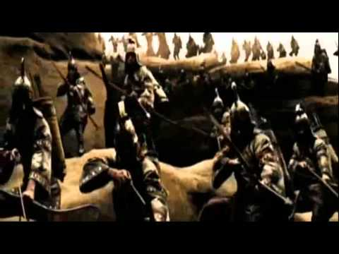 300 SPARTANS with Lux Aeterna  Clint Mansell