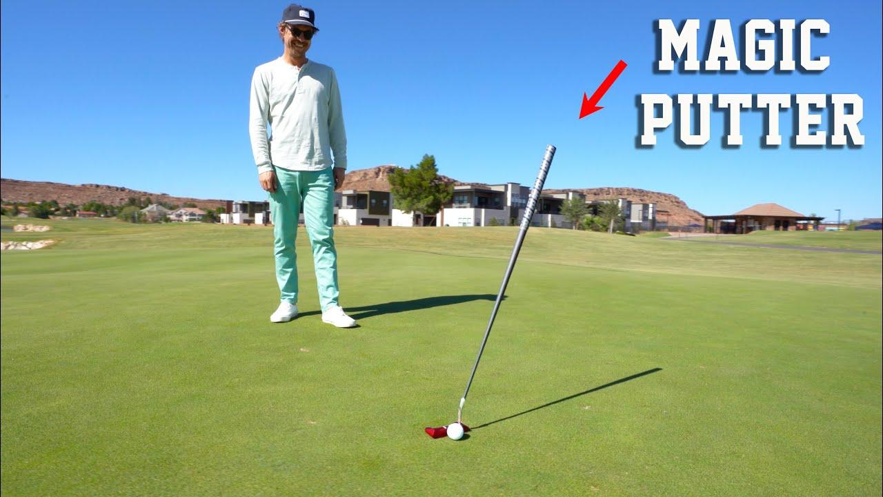 What's inside a MAGIC Golf Putter?
