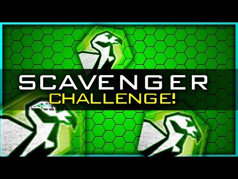 Who Puts a Thermal on That?! | The Scavenger Challenge!