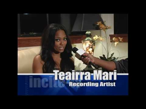 The Teairra Mari Interview