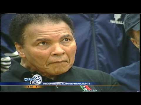 Berrien Springs remembers Muhammad Ali