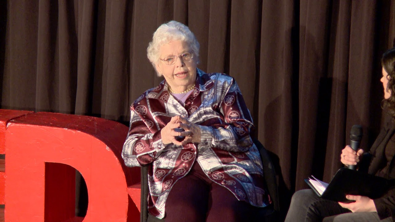 Make Goodness Attractive | Joanne Rogers | TEDxPittsburghWomen