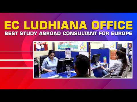 ESC Ludhiana Office- Best Study Abroad Consultant for Europe