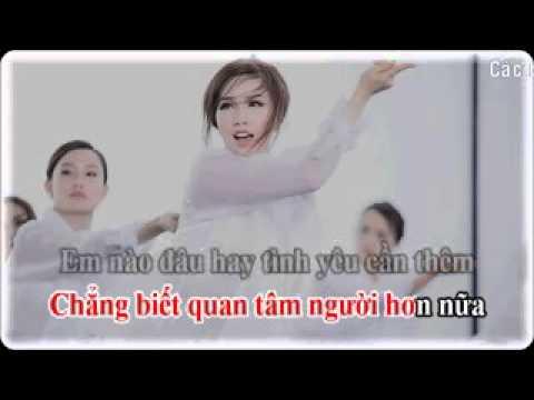 Karaoke I'm Sorry Babe Bảo Thy - (Beat Chuẩn)