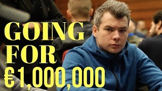 "Can Poker Player Tomas ""Fionn"" Macnamara Get his First Live 6-figure Score?"