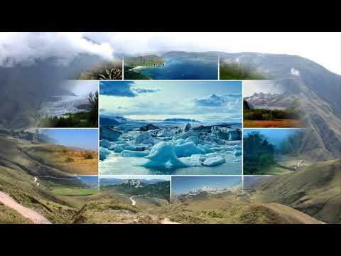 География видеоуроки 7 класс домогацких