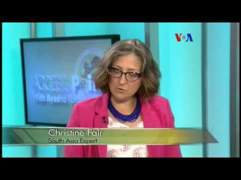 Access Point: Dr. Christine Fair, Author, Fighting To The End: The Pakistan Army's Way Of War