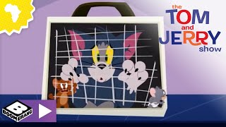 The Tom & Jerry Show | The Airport | Boo...