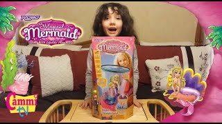 My Magical Mermaid Water Wonderland by Robo Toys Playing and Review
