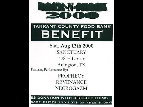 8-12-00 PROPHECY - Sanctuary - Arlington, TX!