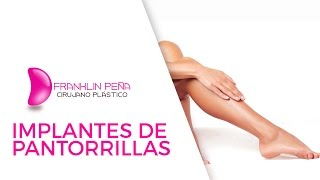 Implantes de pantorrilas
