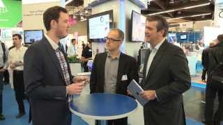 From the Embedded World Show 2014 - Upgrade your application with STM32 F3