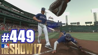 STEALING HOME MORE THAN ANYONE EVER! | MLB The Show 17 | Road to the Show #449