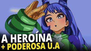 Nejire Hado - A HEROÍNA mais PODEROSA da U.A - Boku no Hero Academia - Anishounen