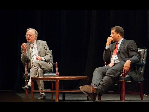 Richard Dawkins VS Neil deGrasse Tyson - Debate - The Poetry of Science