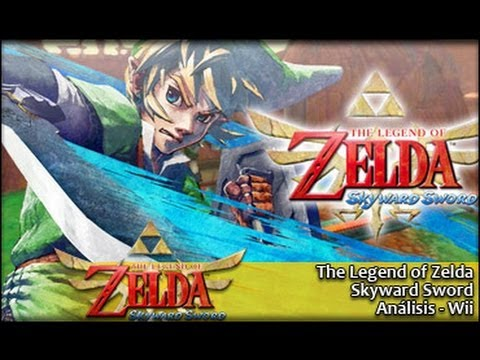The Legend of Zelda: Skyward Sword [Análisis]