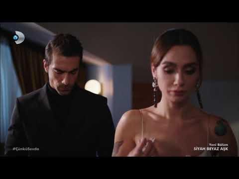 Siyah Beyaz Aşk 14. Bölüm | Ferhat Ve Aslı Romantik Anlar!