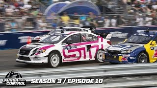 STI Goes All in at Red Bull Global Rallycross LA - Launch Control S3 Eps.10