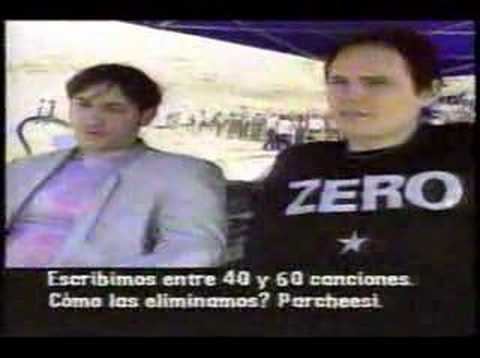 smashing pumpkins on latin television