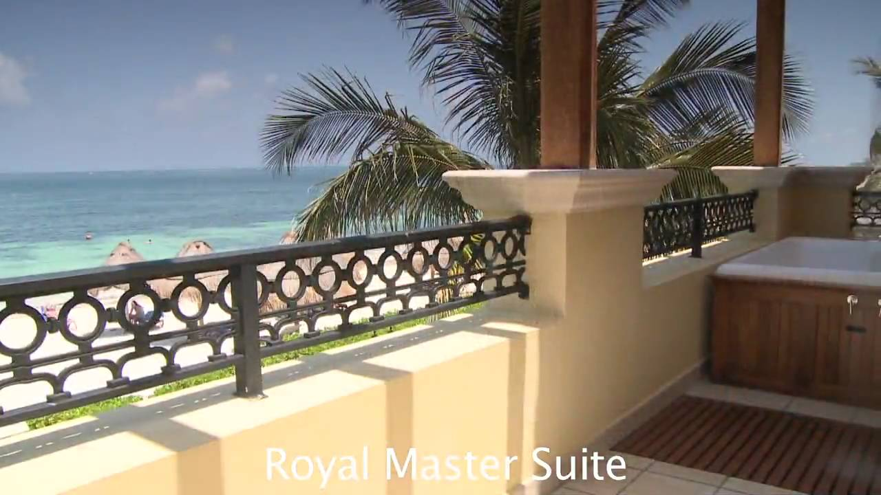 Ocean Turquesa By H10 Royal Master Suite Room Preview