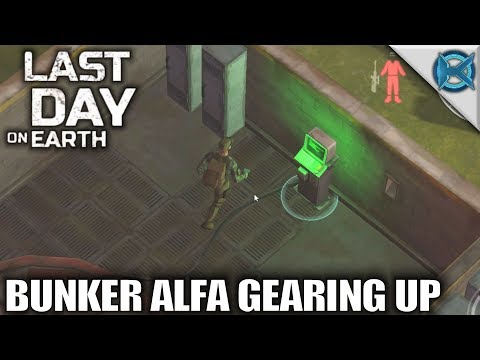Bunker Alfa Gearing Up | Last Day on Earth: Survival | Let's Play Gameplay | S01E03