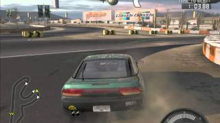 Need for Speed Pro Street Walkthrough Part 4