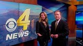 Patricia Maese: The old KDBC and the new CBS4 - YouTube
