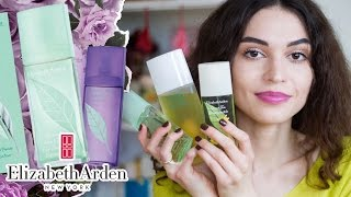 Свежие ароматы Elizabeth Arden: Eau Fraiche, Green Tea и 12 фланкеров | Anisia Beauty - Видео от Anisia