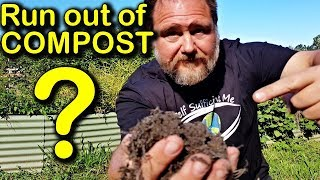 What to Do When You Have Run Out of Compost? Plus How to Composting tips!