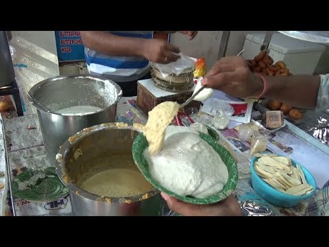It's a breakfast time im Hyderabad Street - Royal Tiffin Cen