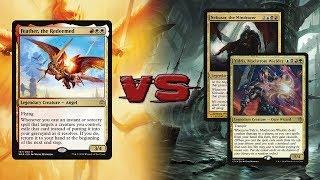 Feather, the Redeemed vs Nekusar & Yidris - Commander/EDH - tribalkai/eedi-H - 1v1