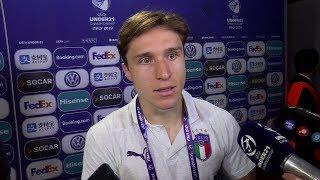 Italia-Spagna 3-1, parlano gli Azzurrini - Euro U21