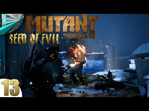Let's Play Mutant Year Zero: Seed of Evil (part 13 - Lording Over)  