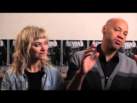 "John Ridley & Imogen Poots talk ""All is By My Side"" at Tiff '13"