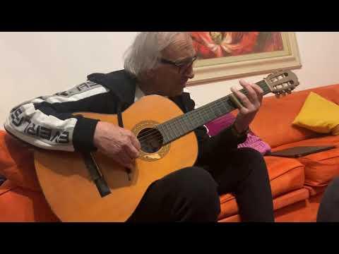 An Old Cheap Guitar A Blues In Open D