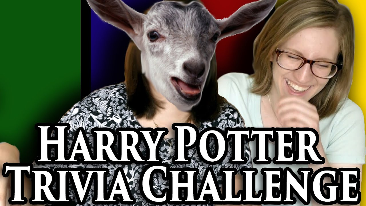 THE ULTIMATE HARRY POTTER TRIVIA CHALLENGE