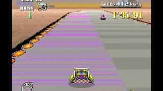 SNES Longplay [142] F-Zero