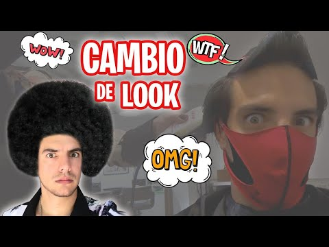 ¡CAMBIO DE LOOK! ? | Vadhir Derbez