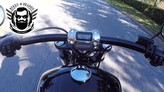 2018 Harley Davidson Breakout 114 Test Ride