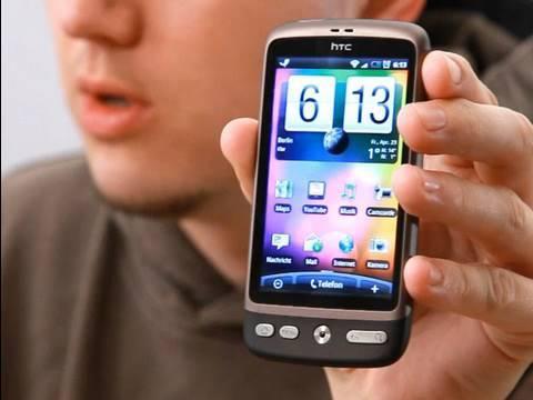 HTC Desire - Das HÄRTESTE Auspackvideo!
