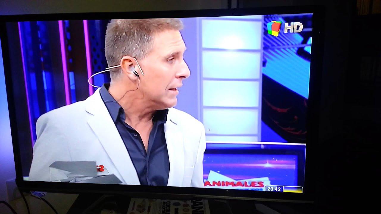 Fantino Presenta A Gabriela Sari En Animales Sueltos