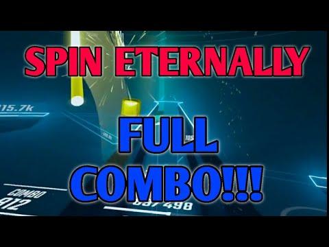 Download Spin Eternally - FULL COMBO!!!!! (Expert+)