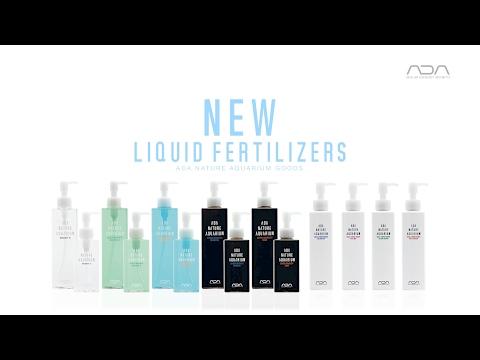 [ADAview]  New ADA Liquid Fertilizers