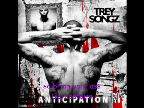 Trey Songz Upstairs Lyrics