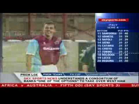Owen Coyle Goal for Burnley Reserves