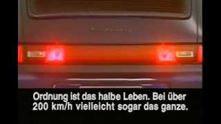 1995 Porsche 993 Carrera Promotional Video(Japanese Version)ポルシェ993