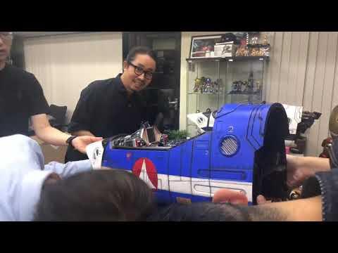 TOYSTV S7 E11 P10「爆玩具」Kids Logic Robotech The Macross Saga VF-1J  Stereo System Max Ver Unbox